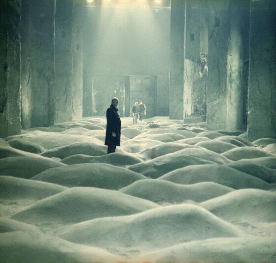 Still from Tarkovsky's Stalker